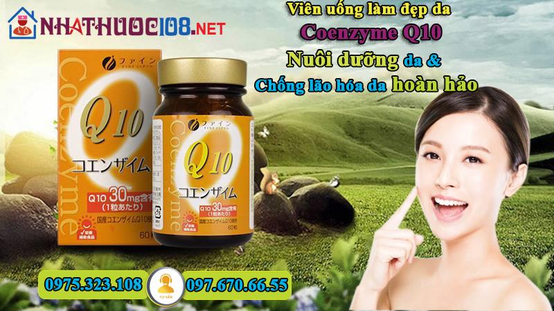 giới thiệu Coenzyme Q10