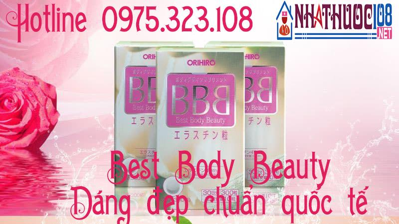 Orihiro BBB Best Body Beauty