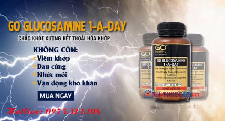 Go Glucosamine 1-A-Day-3