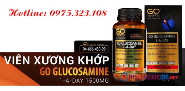 Go Glucosamine 1-A-Day-4