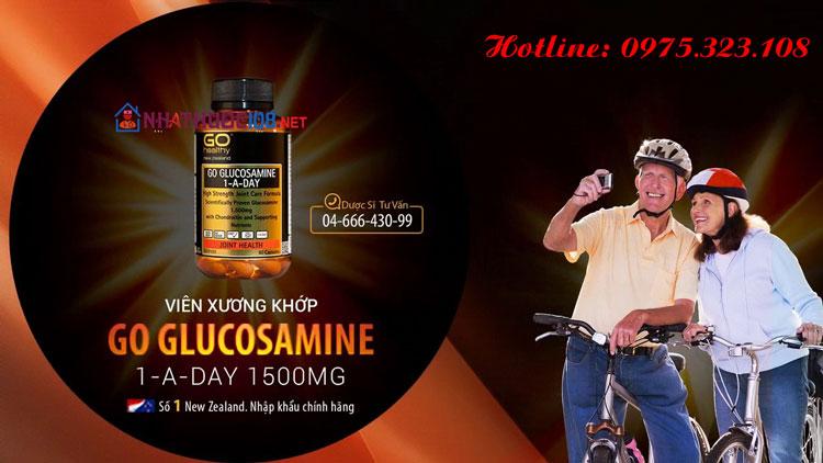 Go Glucosamine 1-A-Day-6
