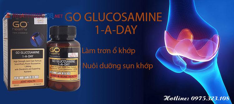 Go Glucosamine 1-A-Day-7