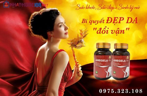 Amegela Rx là sản phẩm gì?