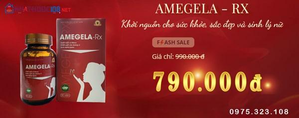 Amegela Rx giá bao nhiêu 1 hộp?