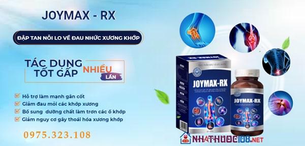 Sản phẩm Joymax Rx là gì?