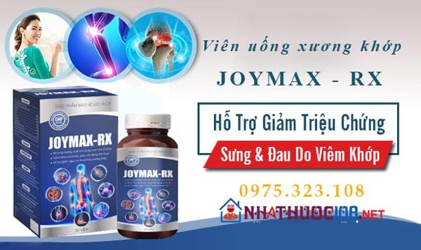 Công dụng Joymax Rx với người bệnh