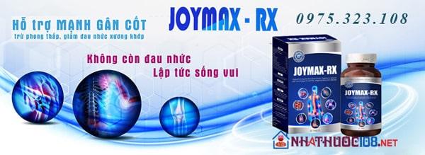 Cơ chế tác dụng của Joymax - Rx