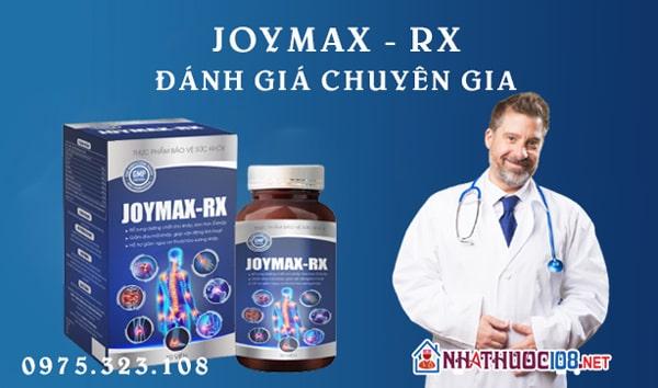 Chuyên gia đánh giá thế nào về Joymax - Rx?