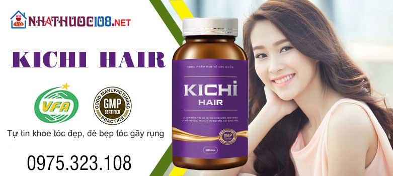 kichi hair sản phẩm