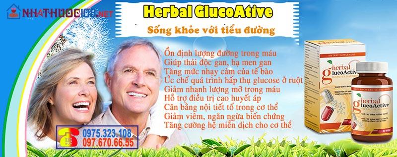 Herbal GlucoActive