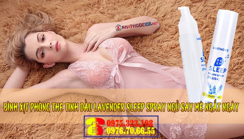 Lavender Sleep Spray