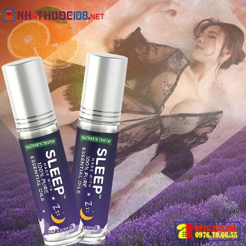 Sleep Essential Oil Roll-On