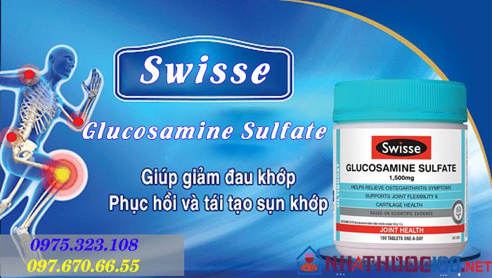 Swisse Glucosamine Sulfate