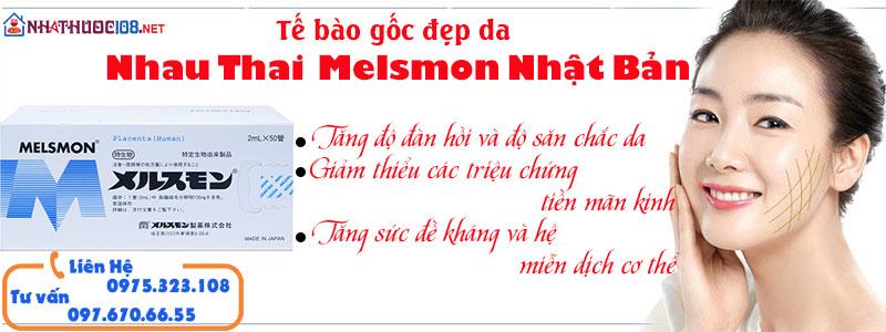 Melsmon  công dụng