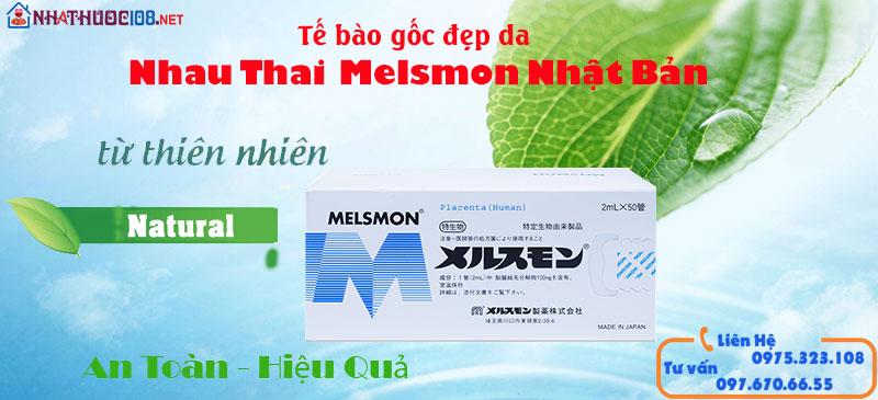 Melsmon  thành phần