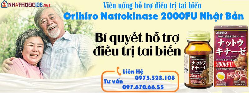 Nattokinase  giới thiệu