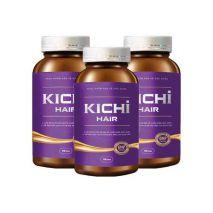 3 hộp kichi hair
