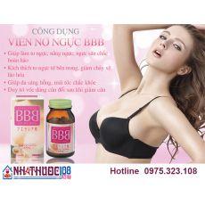 Viên uống nở ngực Best Body Beauty