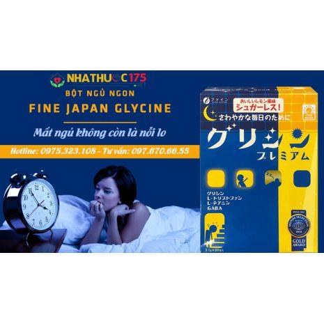 Bột ngủ ngon Fine Glycine