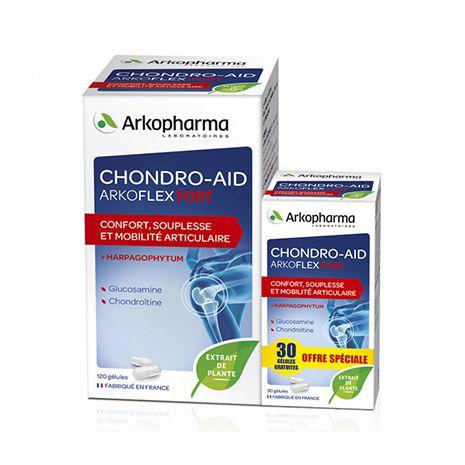Viên uống hỗ trợ xương khớp Arkopharma Chondro- Aid